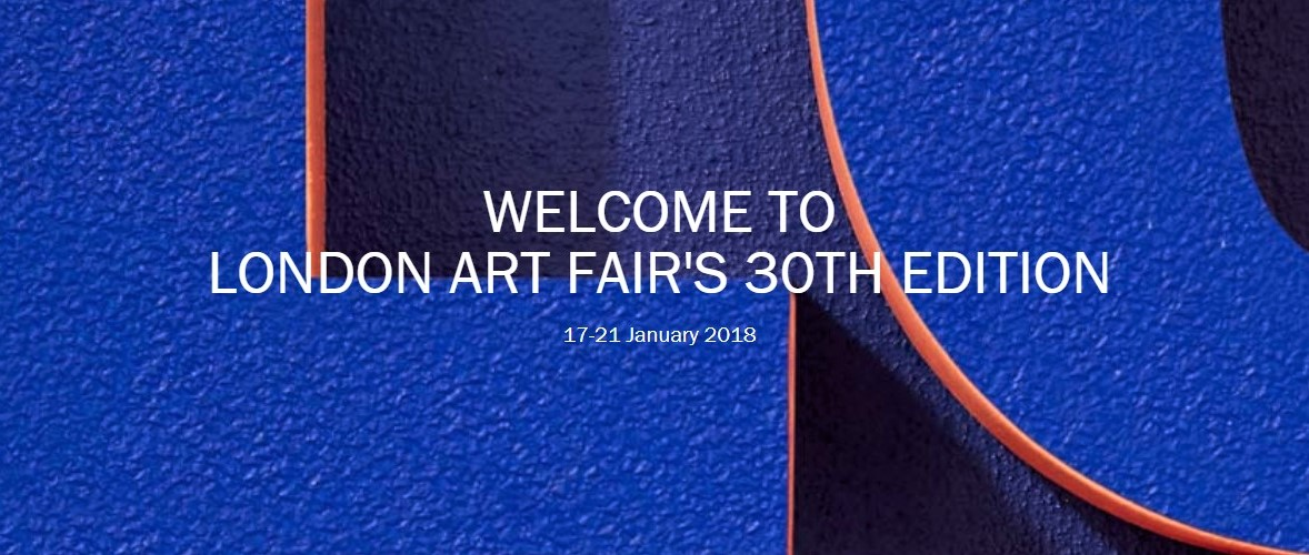 london art fair's angelo iodice